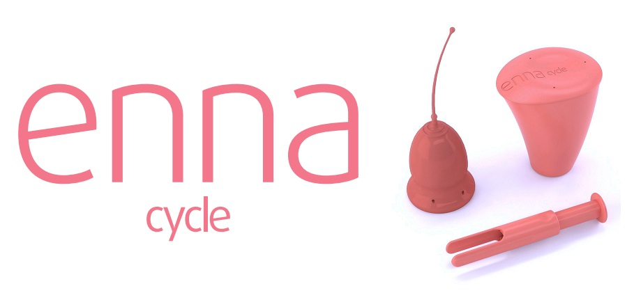 ENNA, copas menstruales