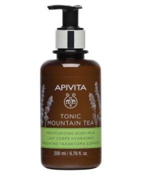 BODY MILK MOUNTAIN TEA APIVITA