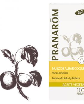 ACEITE VEGETAL NUEZ DE ALBARICOQUE - Pranarom