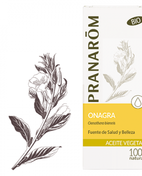 ACEITE VEGETAL ONAGRA - Pranarom