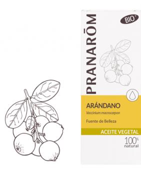 ACEITE VEGETAL ARANDANO - Pranarom