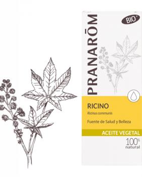 ACEITE VEGETAL RICINO - Pranarom