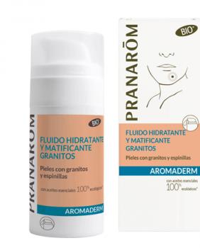 FLUIDO HIDRATANTE Y MATIFICANTE GRANITOS - PRANAROM