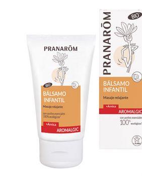 AROMALGIC BALSAMO INFANTIL MASAJE - PRANAROM
