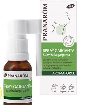 AROMAFORCE SPRAY GARGANTA - PRANAROM