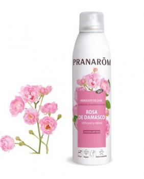 Pranarom Bio rosa de Damasco Hidrolato aromático